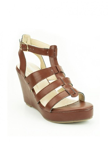 Cardam's Lifestyle brown Lilian Wedges 755A4SH39120D9GS_1