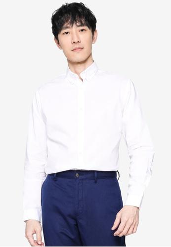 Jack & Jones white Blalogo Shirt 0E911AAAF80553GS_1