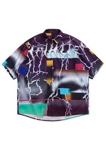 Twenty Eight Shoes Stylish Printed Shirt 2024S20 04558AAF4609FFGS_1