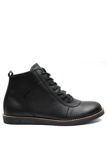 Toods Footwear black Toods Footwear Lecies - Hitam TO932SH28DVBID_1