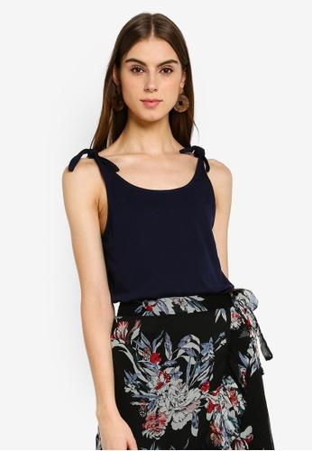 c6ca0ebc1d72 Buy Vero Moda Rebecca Knot Tank Top Online on ZALORA Singapore