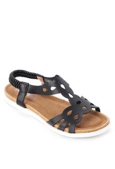 Kate Flat Sandals