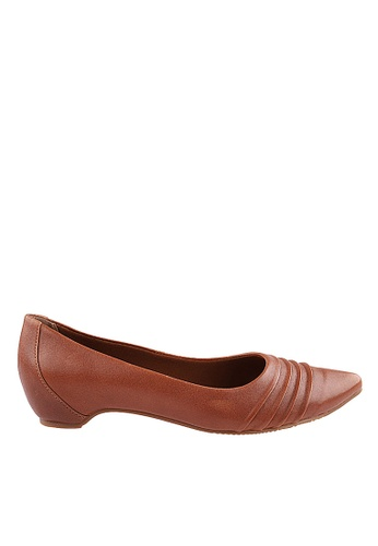 Hush Puppies brown Hush Puppies Pauline In Brown E9CC3SHEE2A81BGS_1
