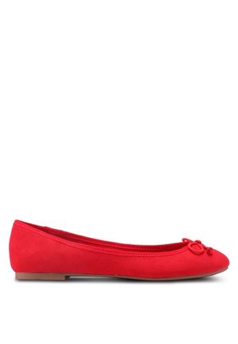 ONLY red Berta Ballerinas 3F8D5SH1102404GS_1