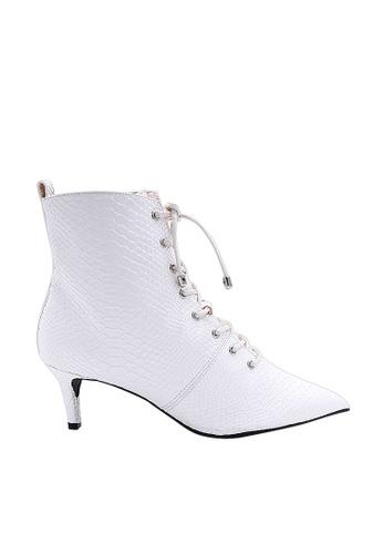 AREZZO white Arezzo Jane In White C15CBSHB657846GS_1