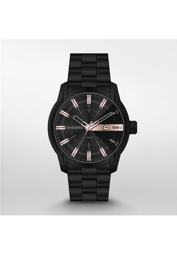 Aesprit台灣outletrmbar個性腕錶 DZ1767, 錶類, 時尚型