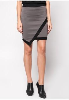 Dane Asymmetrical Skirt
