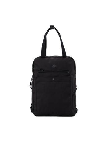 MORAL black Budd Backpack - Little - Black Onyx DB488ACBDA8171GS_1
