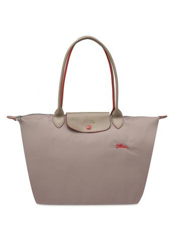 LONGCHAMP brown Le Pliage Club Shoulder Bag L (zt) 776D1ACD194482GS_1