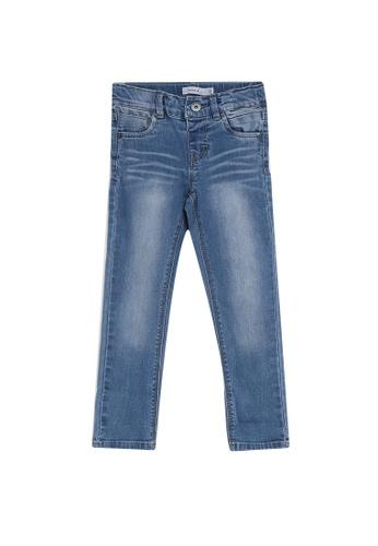 NAME IT blue Mickey Jarl Denim Pants AAB8CKA363ECE8GS_1