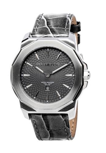PERRY ELLIS black Perry Ellis Decagon Unisex 42mm Quartz Watch 08005-01 C24FBACA36CADEGS_1