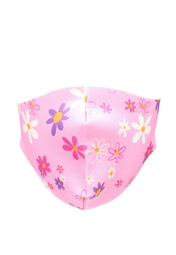 LC Waikiki multi 8-14 Years Old Girl Washable Face Mask 1F91EES09190E4GS_1