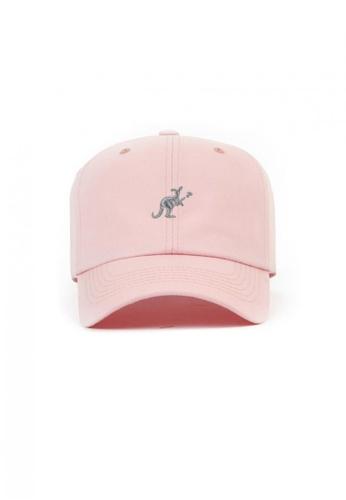 M-Wanted pink M. Kangaroo Baseball Cap MW173AC60LGLSG_1