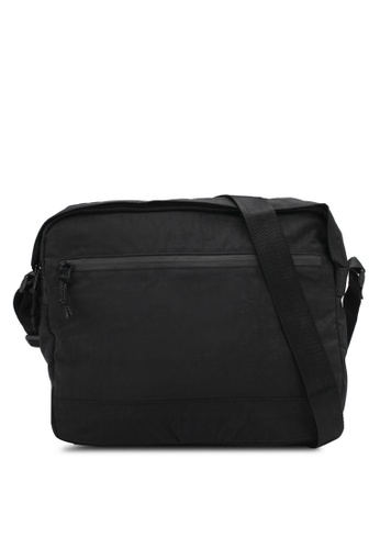 JAXON black Casual Messenger Bag DA04BZZDBE6C0AGS_1