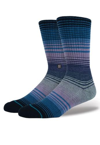 Stance purple and multi Baja Norte Socks ST488AA45OPEMY_1