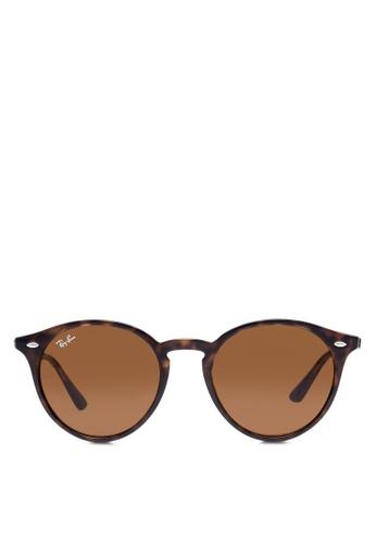 Ray-Ban RB2180 Sunglasses RA370GL95MSISG_1
