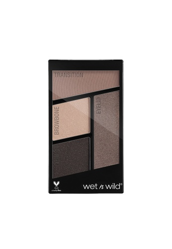 Wet N Wild Wet n Wild Color Icon Eyeshadow Quad - Silent Treament C0CB1BE17E88C4GS_1