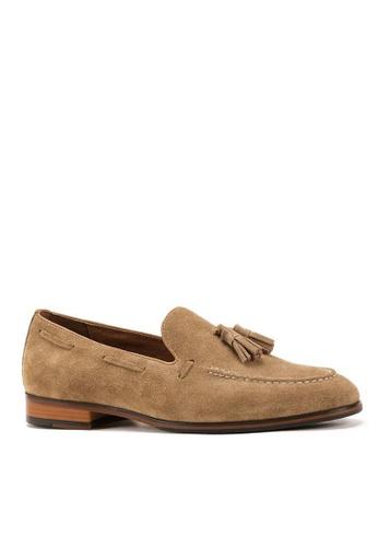 Twenty Eight Shoes Port Vintage Leather Loafers BL021-9 555F9SH01DBD96GS_1