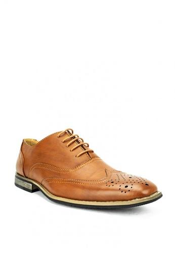 Mario D' boro Runway brown MS 42090-Brown-Formal 67F47SH7812ED6GS_1