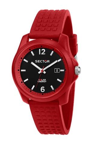 Sector red Sector 16.5 40mm Black Dial Men's Quartz Watch R3251165003 749D3AC4D3F16EGS_1