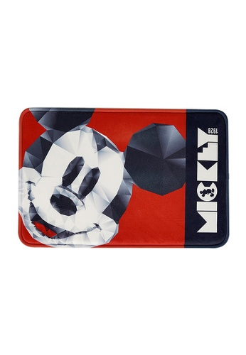 HOUZE HOUZE - Mickey All Star - Memory Foam Mat (Disney) A5F1CHL4CD6ADDGS_1