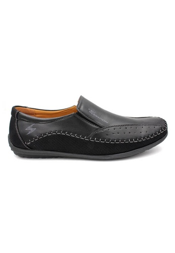 midzone black EXO SCORPION Loafer A014ASH7659FDAGS_1
