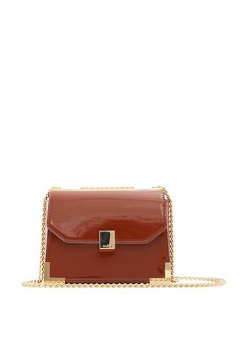 ALDO brown Juberra Shoulder Bag EF8D8AC5E7B303GS_1
