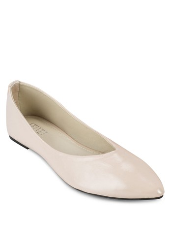 Jaceesprit 旺角 尖頭平底鞋, 女鞋, 鞋