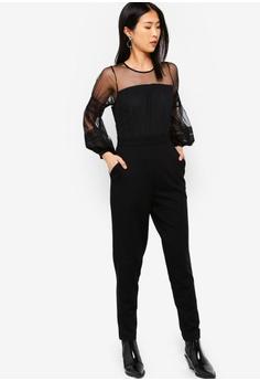 693a31e38d1 French Connection Paulette Jersey Jumpsuit RM 699.00. Sizes 6 8 12 14
