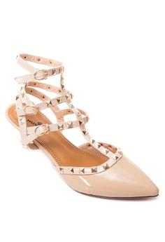 Eadie Heeled Sandals