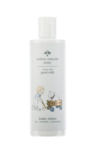 Livebetterasia Singapore Botany Naturals Baby Lotion made with goat milk / zinc / lavender / chamomile 250ml 4BDEBES3EC8B28GS_1