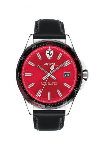 Scuderia Ferrari black Ferrari PILOTA C1CB1AC72AA0EAGS 1 b85912f497
