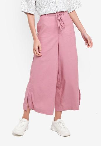 niko and ... pink Wide Leg Pants C44B2AA79DF95BGS_1