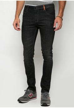 Super Low Rise Skinny Jeans