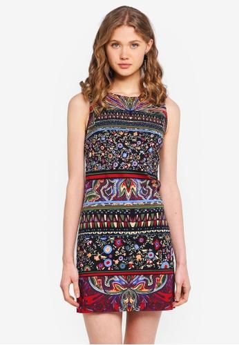 Desigual black Gracia Dress 962A0AA2F70A27GS_1