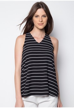 Camisole Back Detail Sleeveless Top