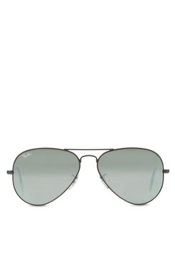 affda21541 Buy Ray-Ban Aviator Large Metal RB3025 Sunglasses Online on ZALORA ...