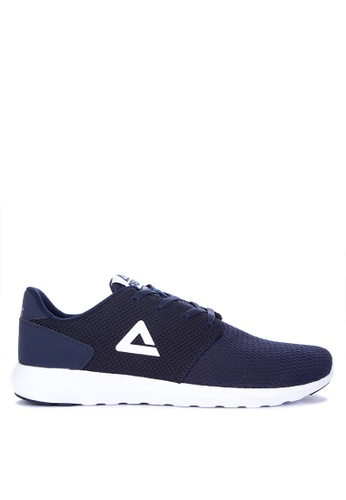 PEAK blue Slider Lifestyle Sneakers CE6CDSH62326B2GS_1