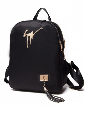 TCWK black Ladies Backpack TC258AC90TFDMY_1