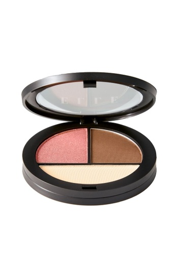 ELLE yellow and multi and beige and gold ELLE Makeup Eye Shadow Pallette Auburn 82AAFBEAEA1405GS_1