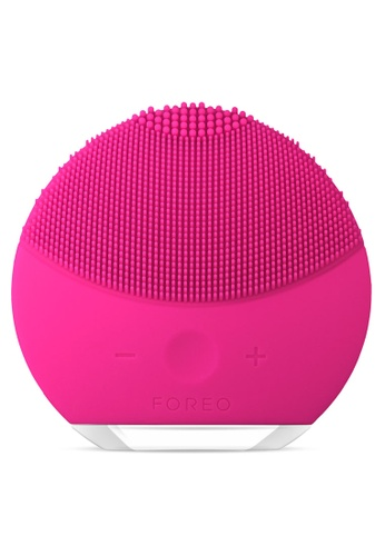 FOREO pink Luna Mini 2 - Fuchsia FO759BE0SZW1MY_1