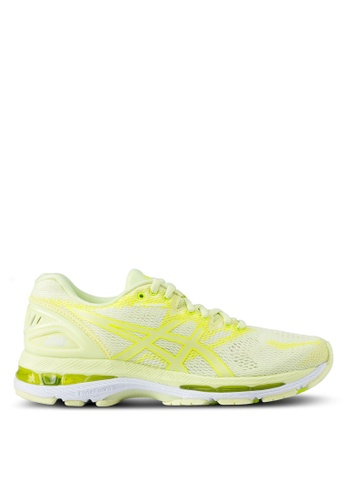Asics yellow Gel-Nimbus 20 Shoes AS989SH0SVTHMY_1