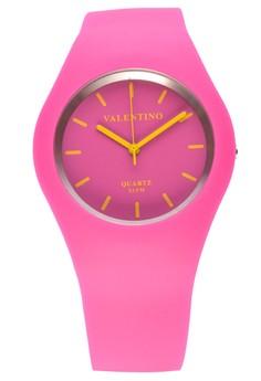Solid Tone Fashion Watch 20121732