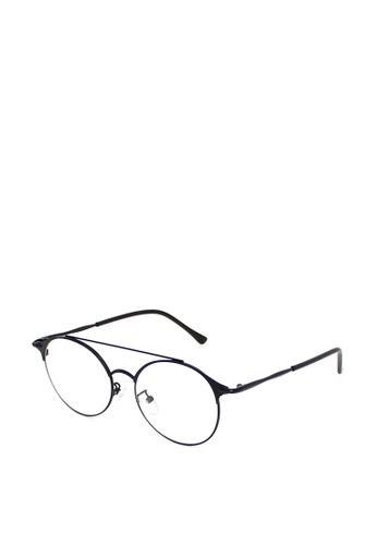 Peculiar and Odd black Premium Round Eyeglasses 9962 8716BGL1C05117GS_1