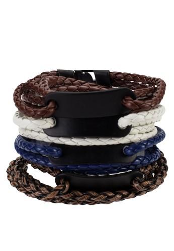 4 Pack of Bresprit 請人acelets, 飾品配件, 手環