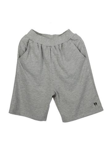 Yoru grey Celana Pendek Kekinian - Abu Muda 99CBFAA61B1DE3GS_1