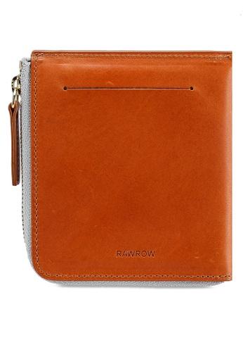 Rawrow brown Zip 190 Wallet E93F3AC8E26448GS_1