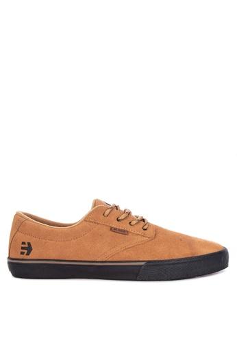 Etnies brown Jameson Vulc Sneakers 34CC5SH341812EGS_1
