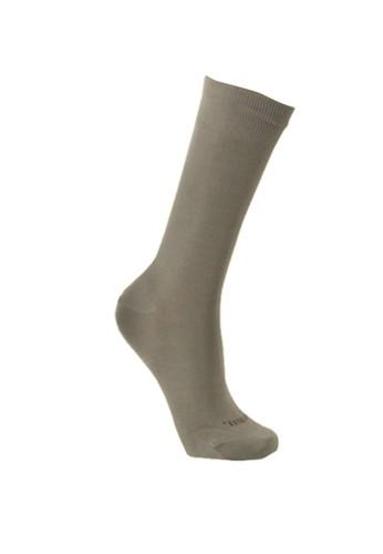 Biosil brown Biosil Men Sock Business Sebetis Polos Anti Bacteria 70D84AA143D5E5GS_1