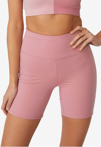 Cotton On Body pink Ultimate Booty Pocket Bike Shorts 45DE8AA0CAD845GS_1